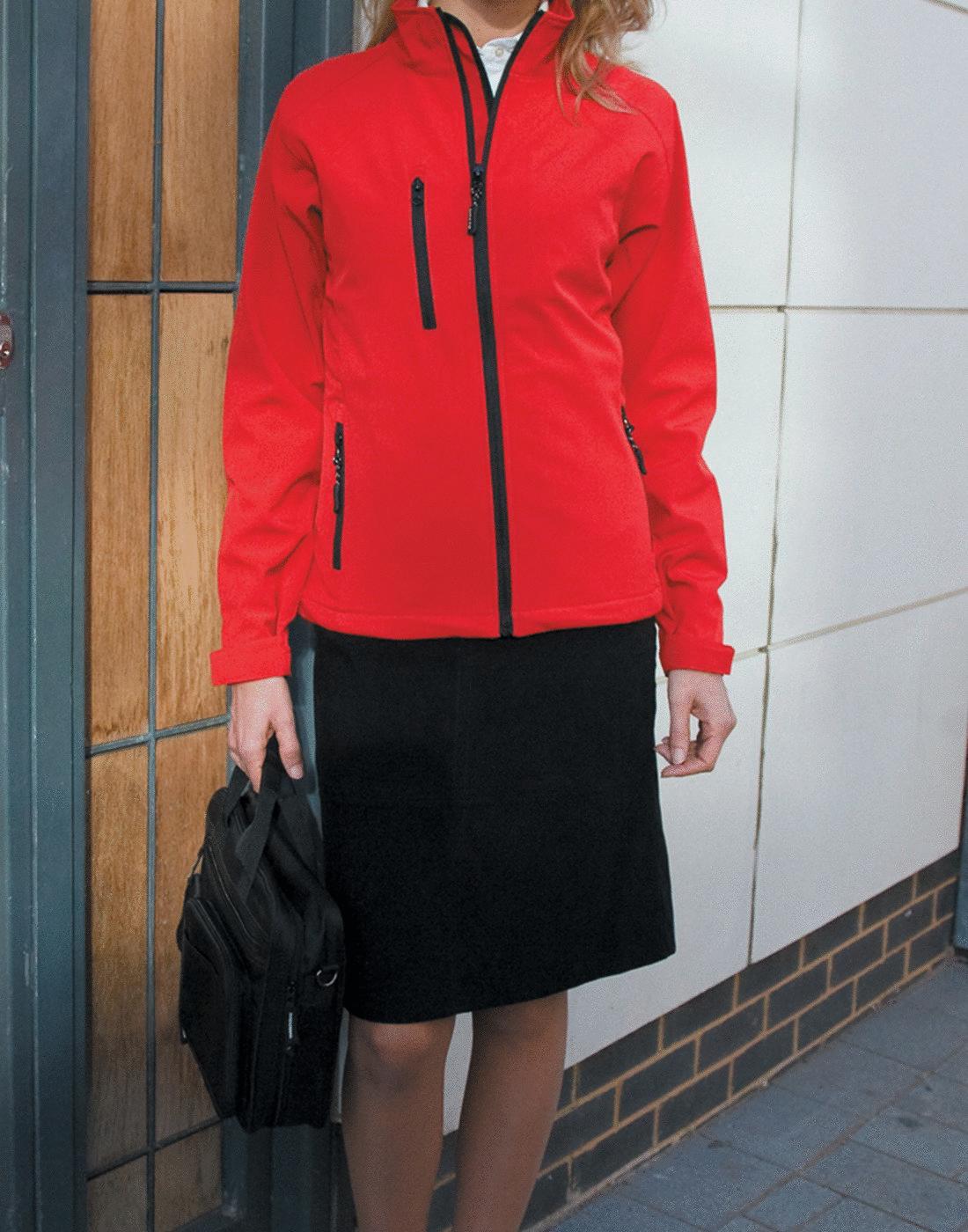Result R128f Baselayer Softshell Jacket